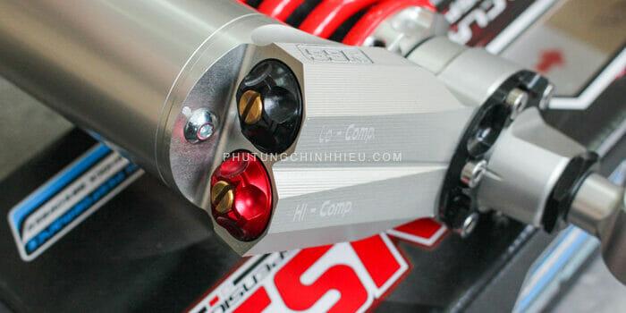 Canh chỉnh Hi-Low Compress YSS G-Racing