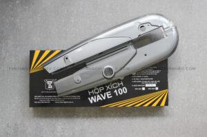 Hộp sên KKTL Wave 100 xám