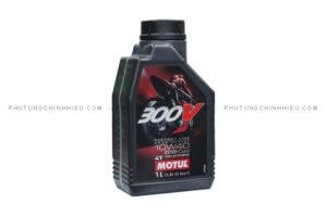 Nhớt MOTUL 300V Factory Line 10W40 1L