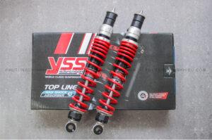 Phuộc YSS Vespa GTS 125/150/185/250 sau TZ302-340TR-10O-85