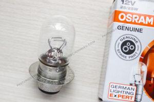 Bóng đèn Halogen OSRAM T19 (M5) Wave 110