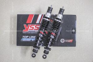 Phuộc YSS Vespa GTS 125/150/180/250 sau TZ302-340TR-10O-88